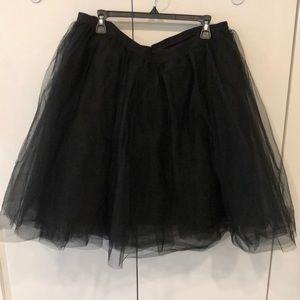 Lane Bryant Tulle Ballet skirt